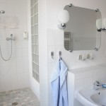 Apartement 1 Bad Wellness Dusche
